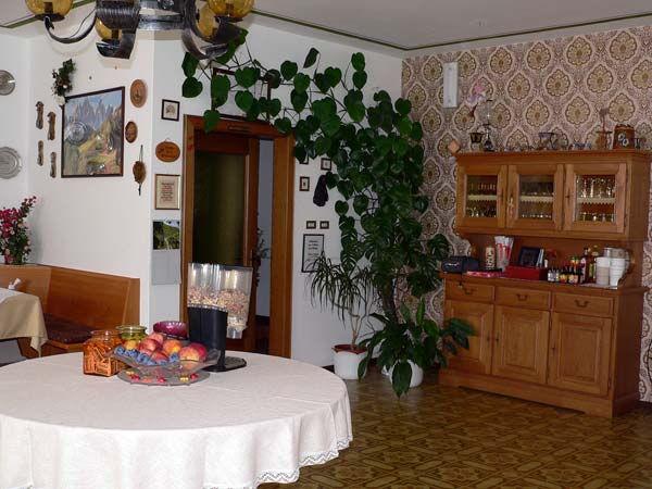 Das Restaurant Kematen (Tauferer Tal) Hecherhof