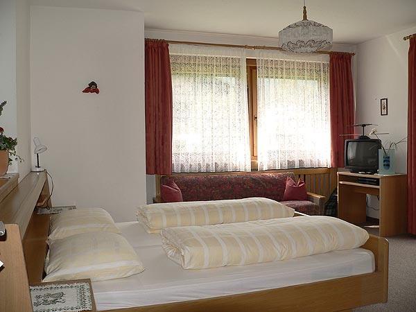 Foto vom Zimmer Pension Hecherhof