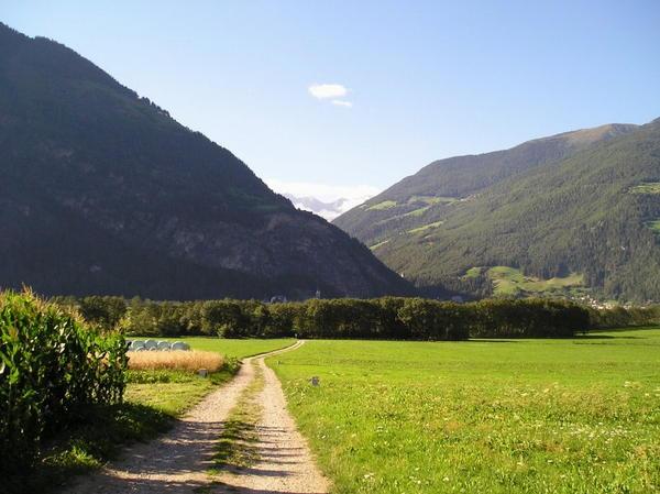 Panorama Caminata (Valle di Tures)