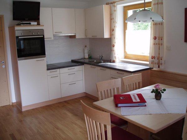 Foto der Küche Mesnerhof
