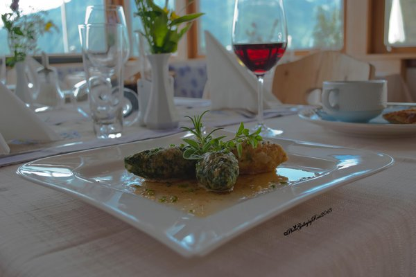 Recipes and gourmet-dishes Roanerhof
