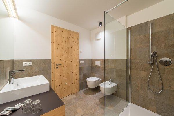 Foto del bagno Hotel Alpenrast
