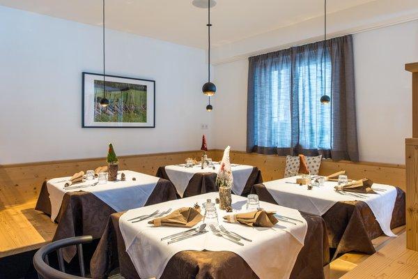 Il ristorante Riva di Tures Alpenrast
