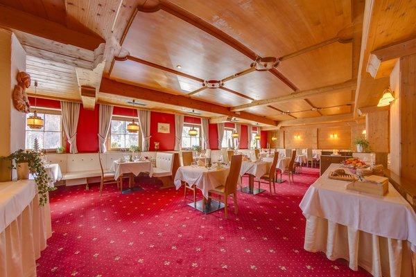 Il ristorante Riva di Tures Berger