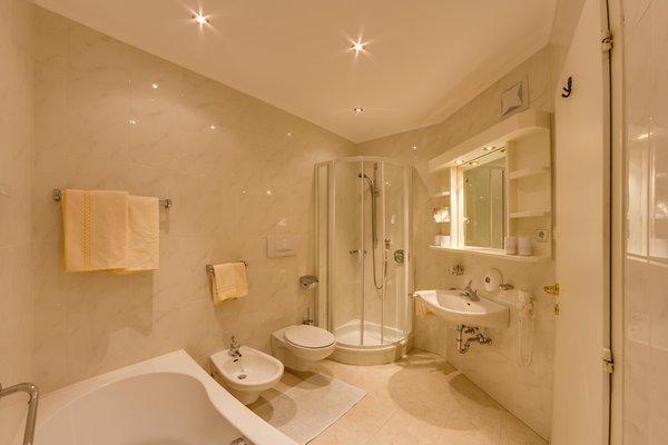 Foto del bagno Hotel Berger