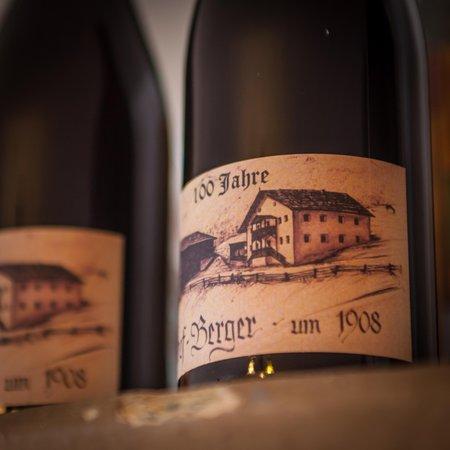 La cantina dei vini Riva di Tures Berger