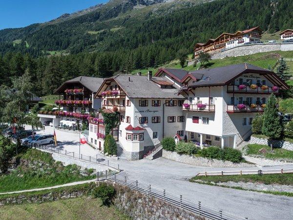 Foto estiva di presentazione Berger - Hotel 3 stelle sup.
