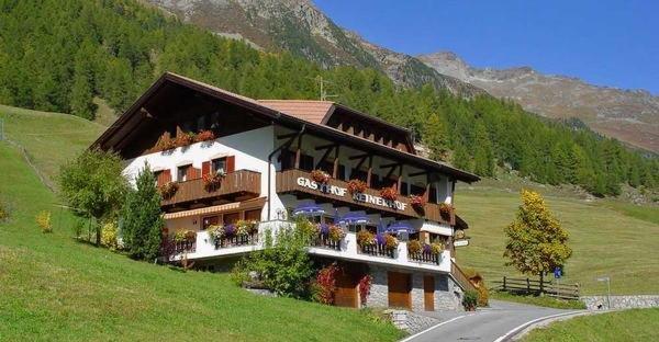 Sommer Präsentationsbild Reinerhof - Hotel 3 Sterne