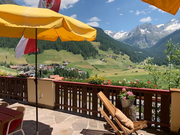 Foto del balcone Reinerhof