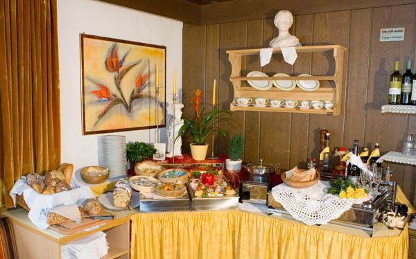 Das Frühstück Reinerhof - Hotel 3 Sterne