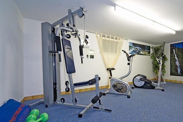 Foto vom Fitness-Bereich Hotel Reinerhof