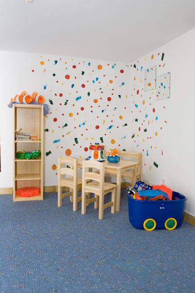 Das Kinderspielzimmer Hotel Reinerhof