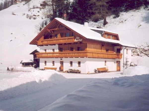 Foto invernale di presentazione Auerhof - Appartamenti in agriturismo 3 fiori