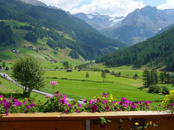 Foto vom Balkon Niederuntererhof