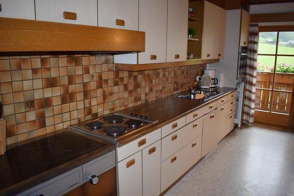 Foto der Küche Lanerhof