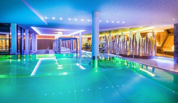 La piscina Schwarzenstein - Hotel 4 stelle sup.
