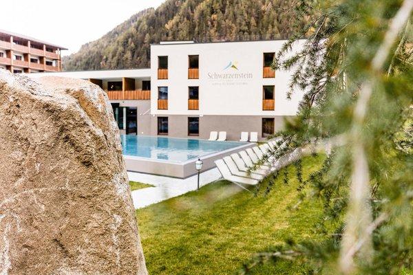 Foto esterno in estate Schwarzenstein