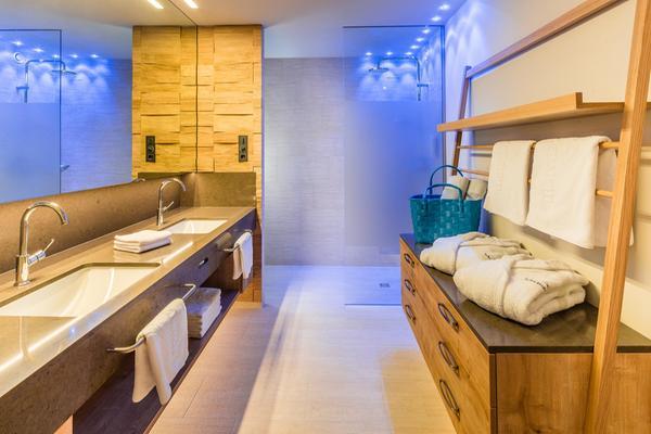 Foto del bagno Hotel Schwarzenstein