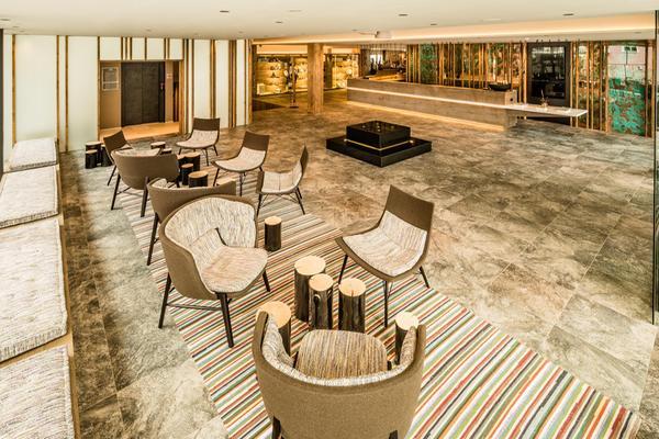Le parti comuni Hotel Schwarzenstein