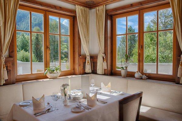 The restaurant San Giovanni / St. Johann (Valle Aurina / Ahrntal) Gallhaus