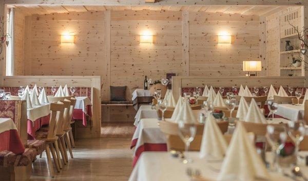 Il ristorante San Giovanni (Valle Aurina) Adler