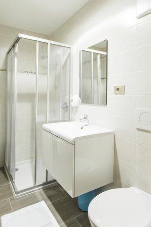 Foto del bagno Aparthotel Adler