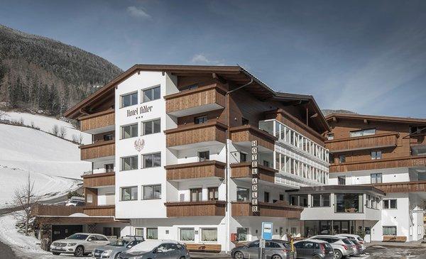 Foto invernale di presentazione Aparthotel Adler