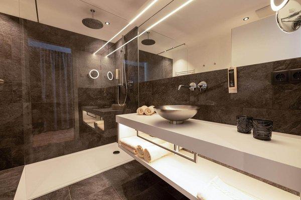 Foto del bagno Alpine Life Hotel Anabel