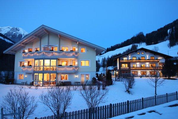 Foto invernale di presentazione Appartement Hotel Deluxe Erlhof