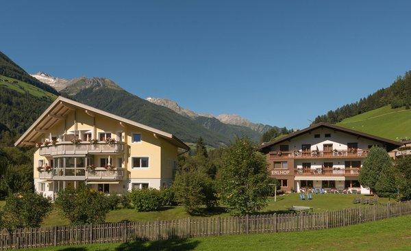 Foto estiva di presentazione Appartement Hotel Deluxe Erlhof - Hotel + Residence 3 stelle sup.