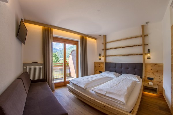 Foto vom Zimmer Appartement Hotel Deluxe Erlhof