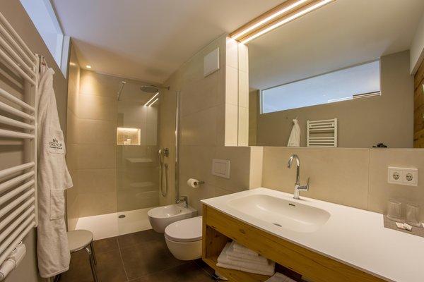 Photo of the bathroom Appartement Hotel Deluxe Erlhof