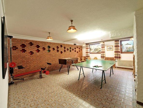 Le parti comuni Appartement Hotel Deluxe Erlhof