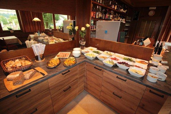 La colazione Appartement Hotel Deluxe Erlhof