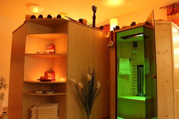 Foto vom Wellness-Bereich Appartement Hotel Deluxe Erlhof