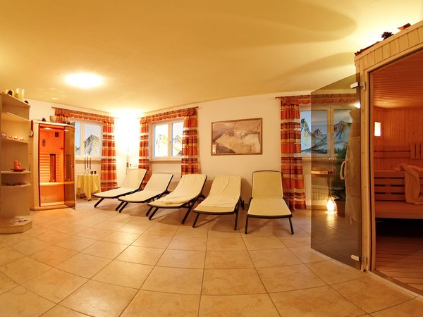 Photo of the wellness area Appartement Hotel Deluxe Erlhof