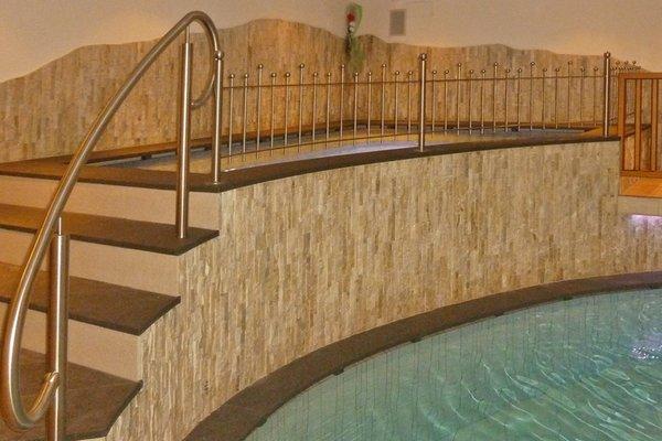 La piscina Gisserhof - Hotel 3 stelle
