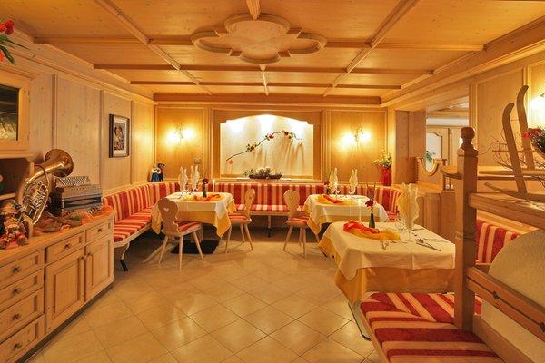 Il ristorante San Giovanni (Valle Aurina) Gisserhof