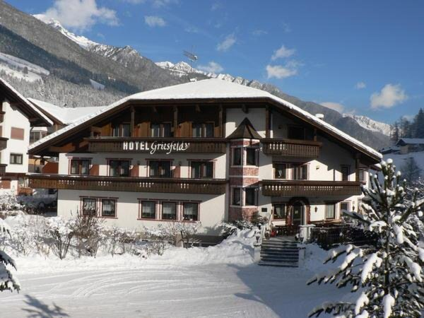 Winter Präsentationsbild Griesfeld - Hotel + Residence 3 Sterne
