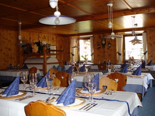 Il ristorante Predoi (Valle Aurina) Kasern