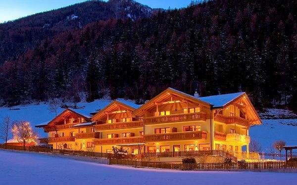 Foto invernale di presentazione Martinshof - Hotel 3 stelle