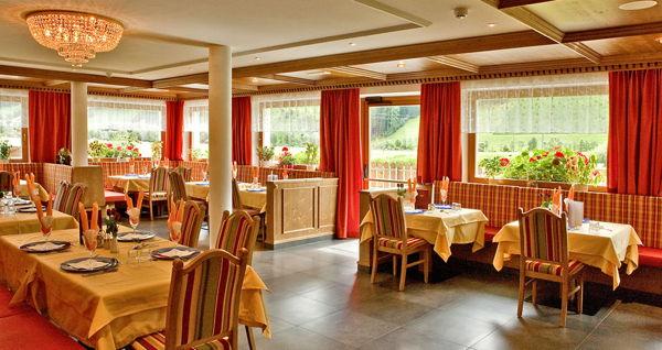 Il ristorante San Giovanni (Valle Aurina) Martinshof