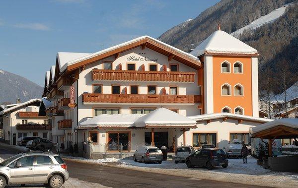 Foto invernale di presentazione Hotel Neuwirt