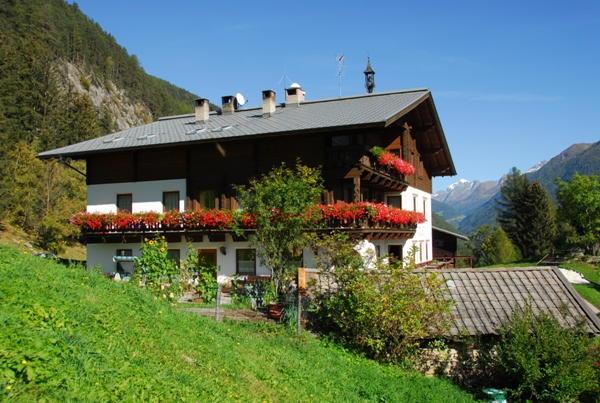 Foto esterno in estate Platterhof