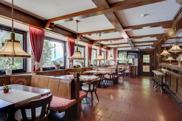 Das Restaurant Luttach Schwarzbachhof
