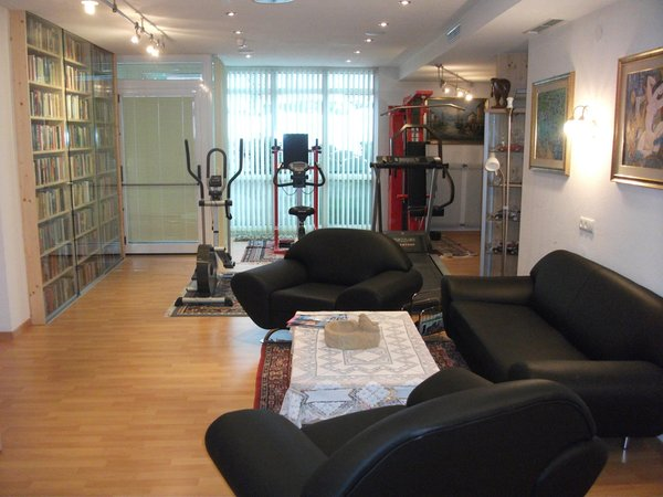 Photo of the fitness area B&B (Garni)-Hotel Schwarzbachhof