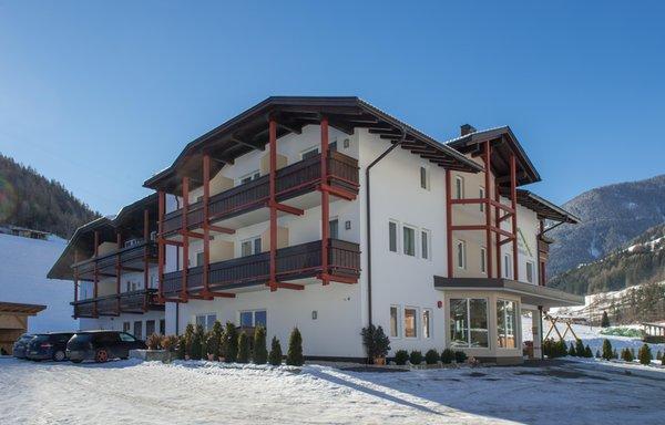 Foto invernale di presentazione Family Hotel Stegerhaus - Hotel 3 stelle