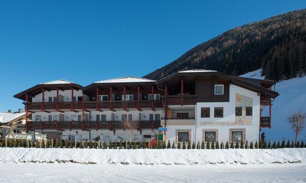Foto esterno in inverno Stegerhaus