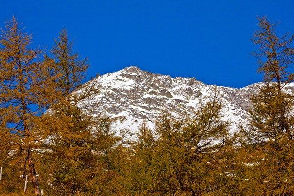 Panorama San Giovanni (Valle Aurina)