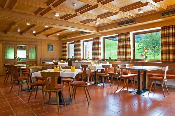 Il ristorante San Giovanni (Valle Aurina) Family Hotel Stegerhaus